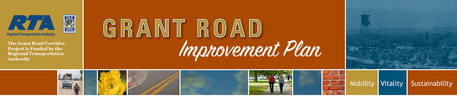 Grant Road Improvement Plan